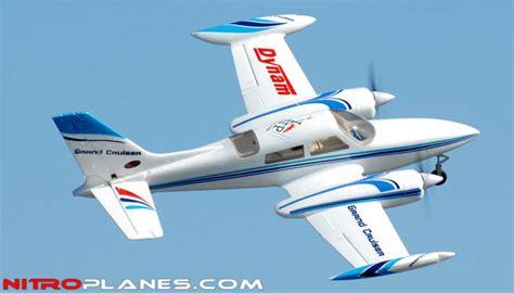 Dynam Cessna 310 Grand Cruiser 1280mm Motor Retrac Murah dynam 5 ch grand cruiser 1280mm engine brushless