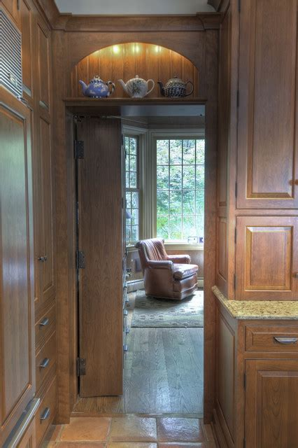 Craft Kitchens Inc by Kitchen With A Secret Traditional Kitchen