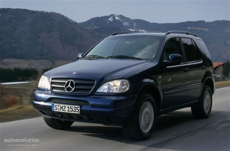 1999 mercedes benz ml320