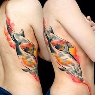 watercolor tattoos dolphin watercolor dolphin search ideas