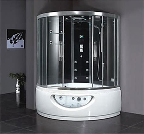 steam shower whirlpool bathtub da333f8 60 x60 x91