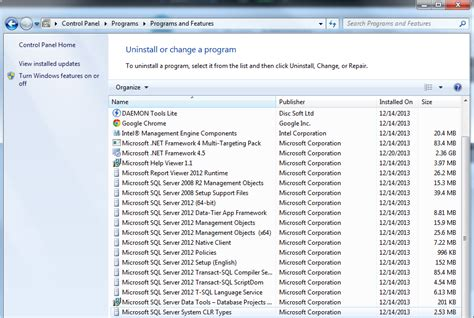 Switching From Ms Program To An Mba Program by Ssms How To Uninstall Sql Server Management Studio 2012
