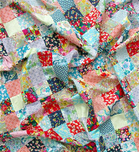 Fabric For Quilting by Pepper Quilts Bloomsbury Gardens Quilt Ii