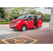 Hong Kong Taxi Services To Adopt The LPG Fed Nissan NV200