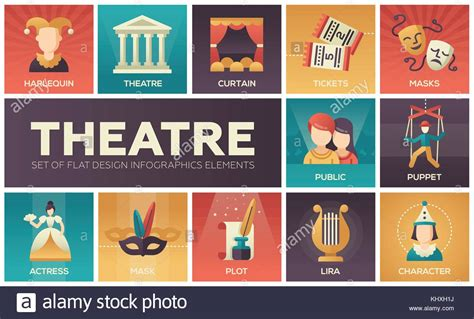 design elements theatre modern theatre audience stock photos modern theatre