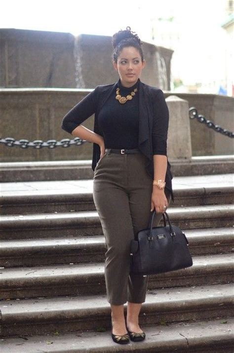 pinterest fashion for curvy women over 40 best 25 curvy work outfit ideas on pinterest plus size