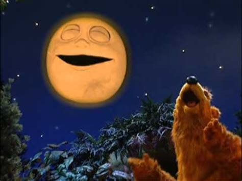 the bear inthe big blue house bear in the big blue house beauty of the night youtube