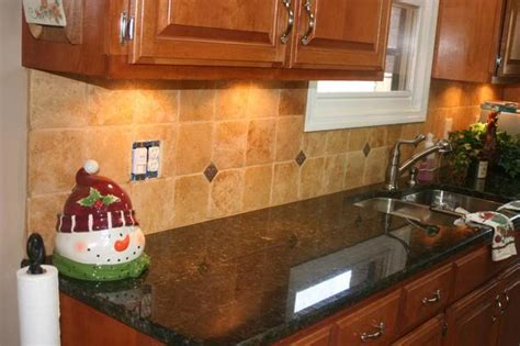 Show Me Kitchen Cabinets by Show Me Your Stained Cabinets With Contrasting Countertop