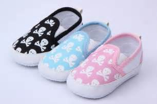 Baby Shoes Popular Skull Baby Shoes Buy Cheap Skull Baby Shoes Lots
