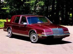 1990 Chrysler Imperial For Sale Alan S 1990 Chrysler Imperial