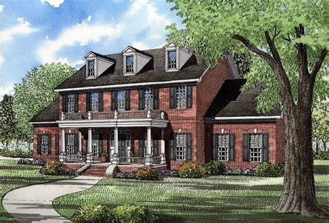 brick colonial house plans 1910 colonial homes furniture and more colonial homes