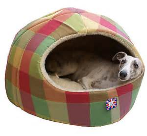 covered dog beds dog beds wonderwoof
