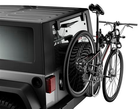 Thule 963 Spare Me Bike Rack by Thule 963pro Spare Me Spare Tire Bike Rack Ebay