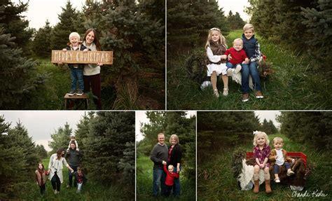 christmas tree farm central il tree farm mini sessions chaign il family rantoul il child photographer chandi kesler
