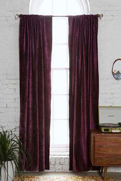 Rideau Velours Violet by Rideau 224 œillets Velours De Coton Bordeaux 140 280
