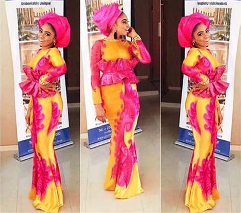 2015 ankara muslimah styles ankara styles outfit 2016 for women styles 7