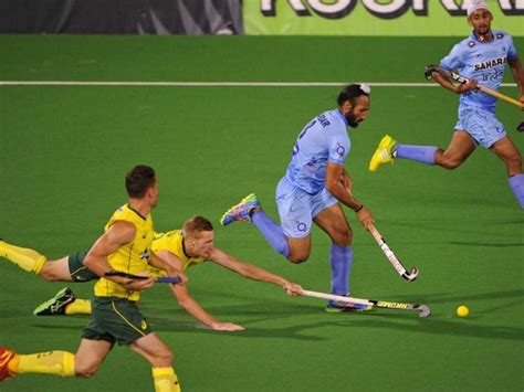 india australia hockey india stun world chions australia for historic