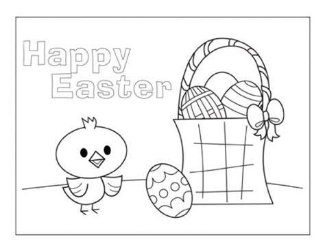 Free Easter Card Templates To Colour by Easter Cards Freepsdfile
