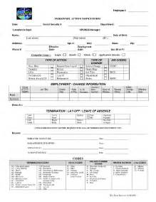 Notice Of Personnel Template by Personnel Notice Form Gulfport Fill