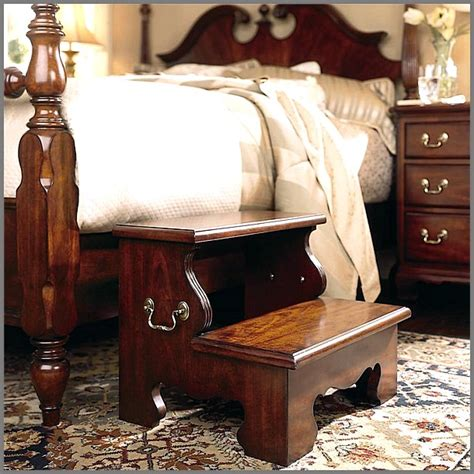 steps for high bed bedside step stool high bed hd home wallpaper