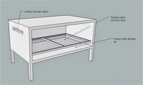 Lubang Sirkulasi Udara Ventilasi Mesin Tetas cara membuat mesin tetas sederhana tips cara