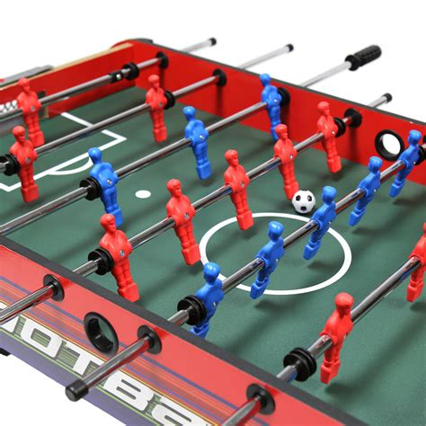 how to play table football children s 4ft football table buydirect4u