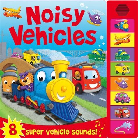 Emergency Vehicle Mega Sound Book image gallery sounds noisy