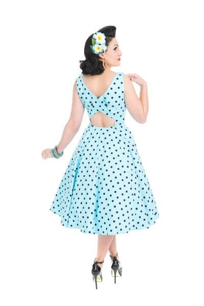 swing kleid mint rhiannon swing dress mint hr 3561