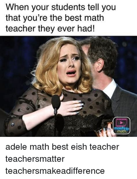 swing when youre winning when your students tell you that you re the best math
