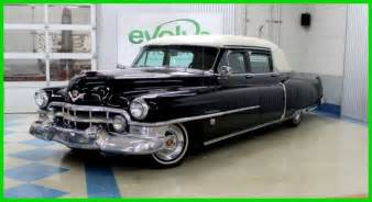 1952 Cadillac Limousine 1952 Cadillac Series 75 Derham Limousine Used By