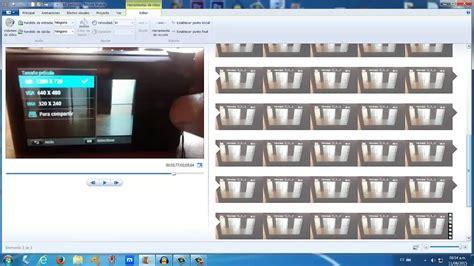tutorial windows movie maker 2015 movie maker 2015 tutorial aceleraci 243 n de video y voz de