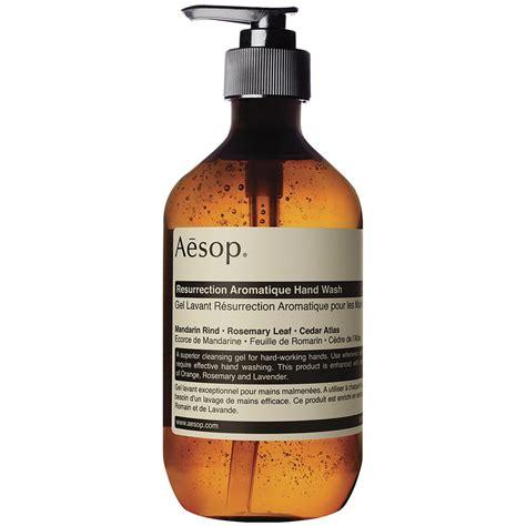 aesop resurrection hand wash 500ml buy online mankind