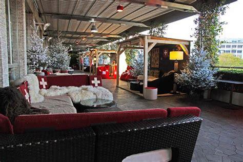la terrazza palestro swiss winter lounge un angolo di svizzera alla terrazza