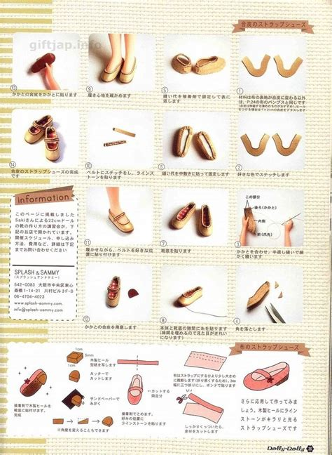 doll clothes pattern tutorial how to make shoes crafts work diy household ideas and