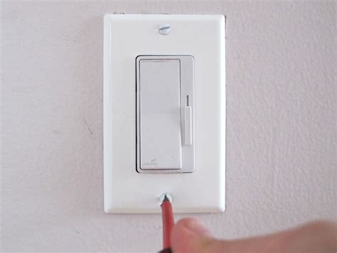 light switch with dimmer how to install a dimmer switch how tos diy
