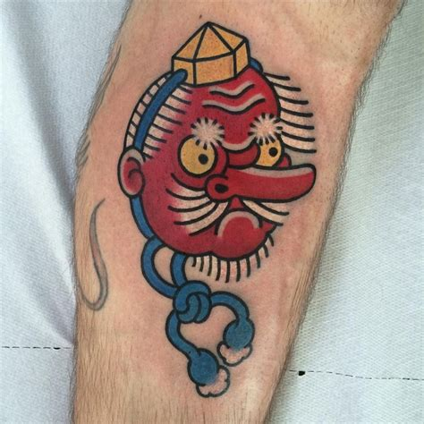 tengu tattoo best 25 tengu ideas on oni