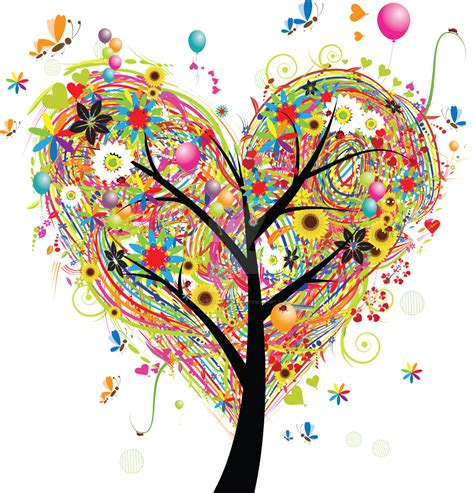 colorful trees colorful floral tree by artbeautifulcloth on deviantart