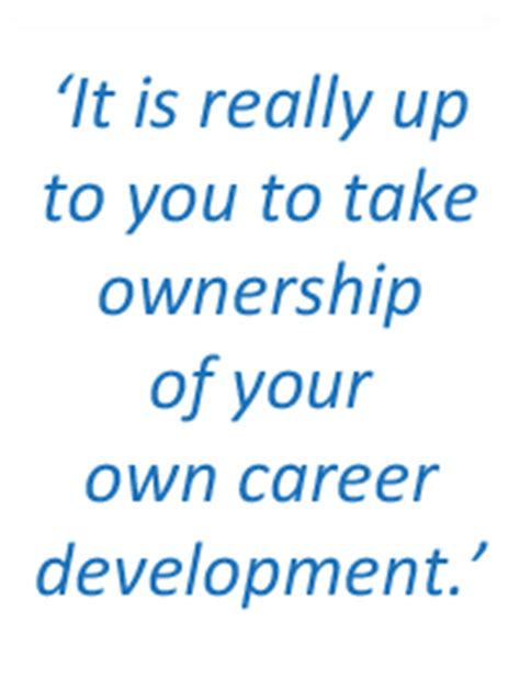 funny career development quotes
