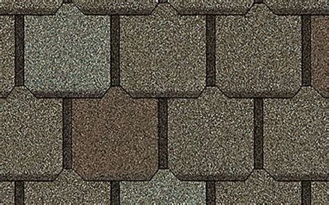 types colors  shingles   home
