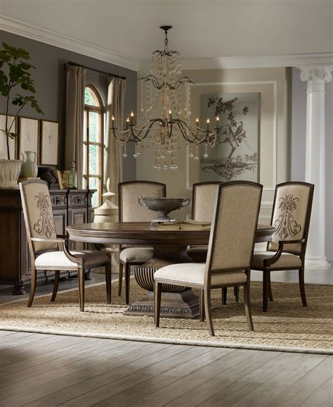the grand palais 72 inch round table dining room collection traditional 72 inch round dining table with grand scale
