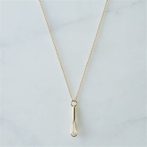 whisk necklace on food52