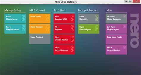 nero video editing software free download full version download nero 2016 platinum full crack keygen serial