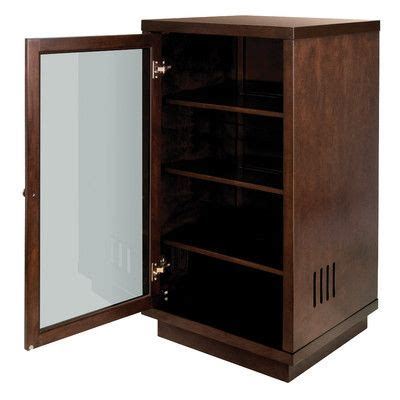 audio cabinet with doors darby home co audio rack audio cabinet pinterest