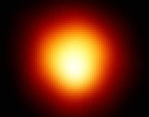 betelgeuse color betelgeuse alpha orionis
