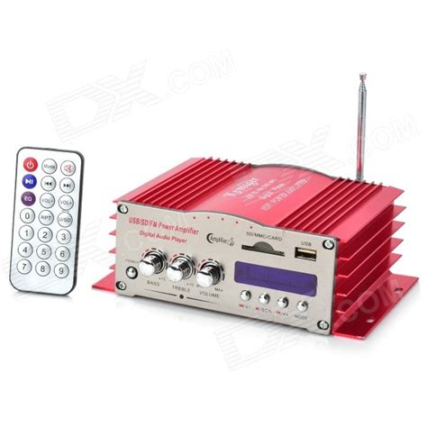 Buy 180W Hi Fi Stereo Amplifier MP3 Player with FM Radio