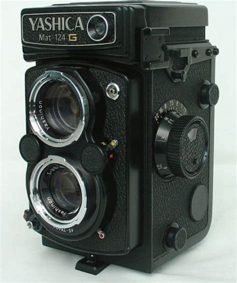 Yashica Mat 124g Value by Yashica Mat 124 G Tlr Analouge Price Review And
