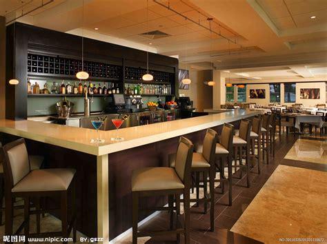 desain meja bartender 餐厅吧台设计摄影图 室内摄影 建筑园林 摄影图库 昵图网nipic com