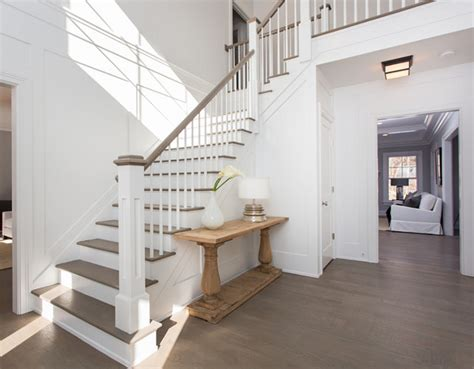 Foyer Stairs Design Houses Interior Design Ideas Home Bunch