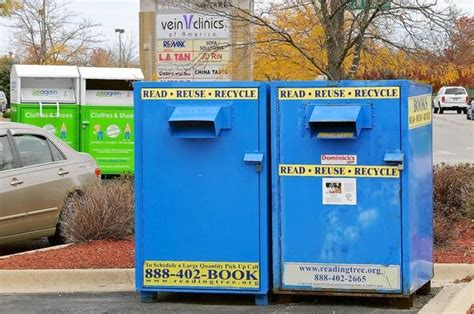 district libraries receive donation hobnob branson donation boxes must be tied to businesses in geneva