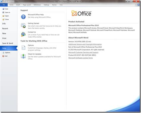 where to find ms office 2010 product key overclock